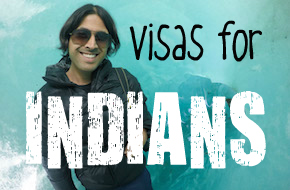 Visas for Indians