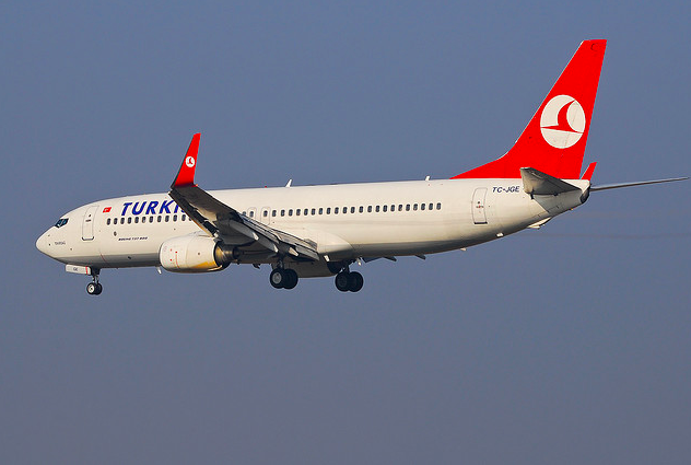Turkish Airlines sucks