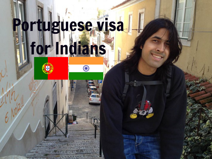 Portuguese visa for Indians