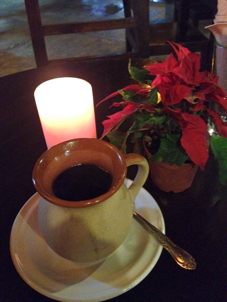 Cafe de Olla: Mexican coffee