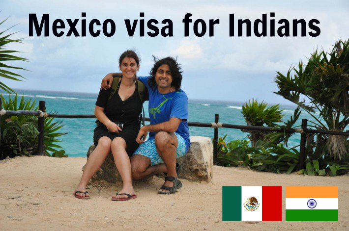 Mexico visa for Indians