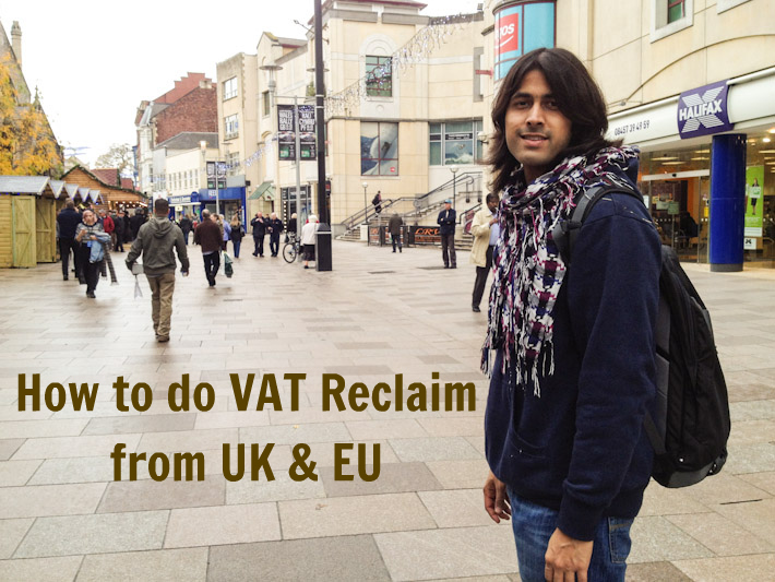 How to do VAT reclaim UK & EU