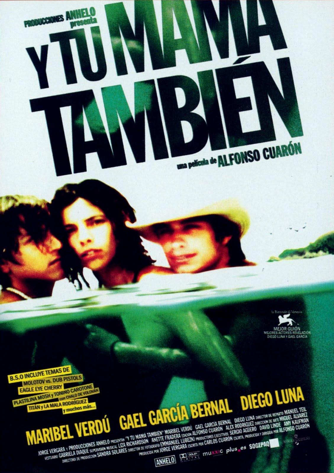 Y Tu Mama Tambien Ganzer Film
