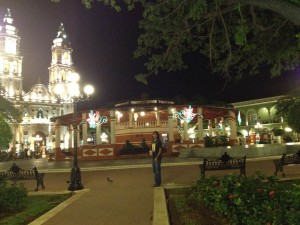 Campeche: the real life's Stars Hollow