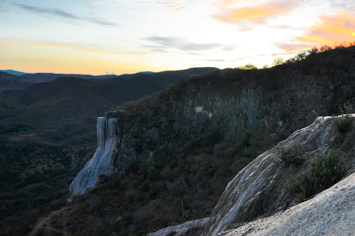 How to get to Hierve el Agua from Oaxaca