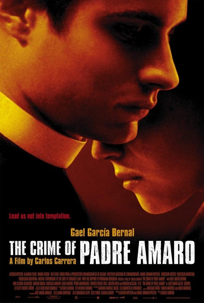El Crimen del Padre Amaro poster