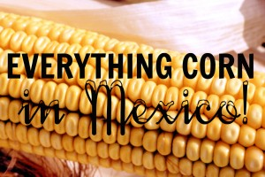 Corn products made in Mexico
