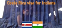 Costa Rica Visa for Indians