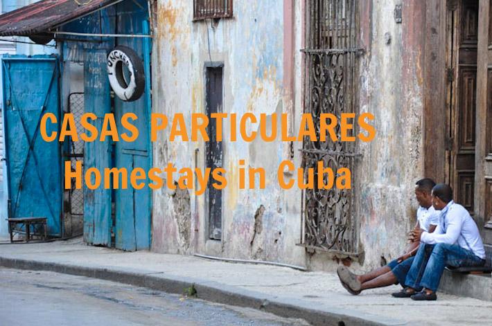 Homestay in Cuba: casas particulares