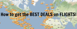 How to get the best deals on flights