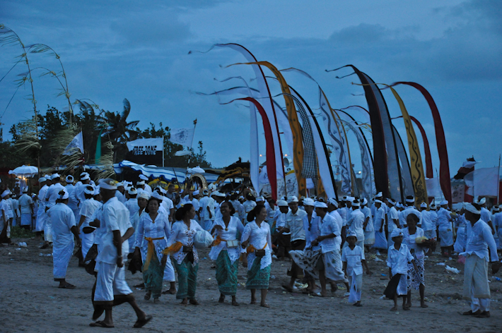 Nyepi: day of silence in Bali