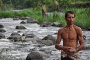 A Balinese Man
