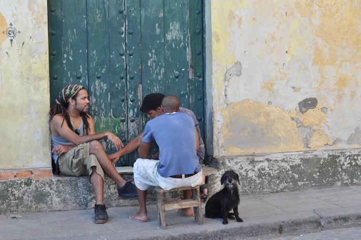 social life in havana