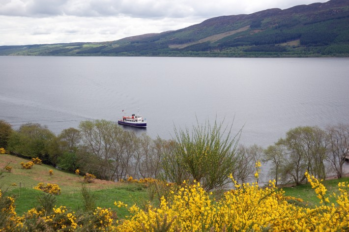 Great Glen Way Loch Ness