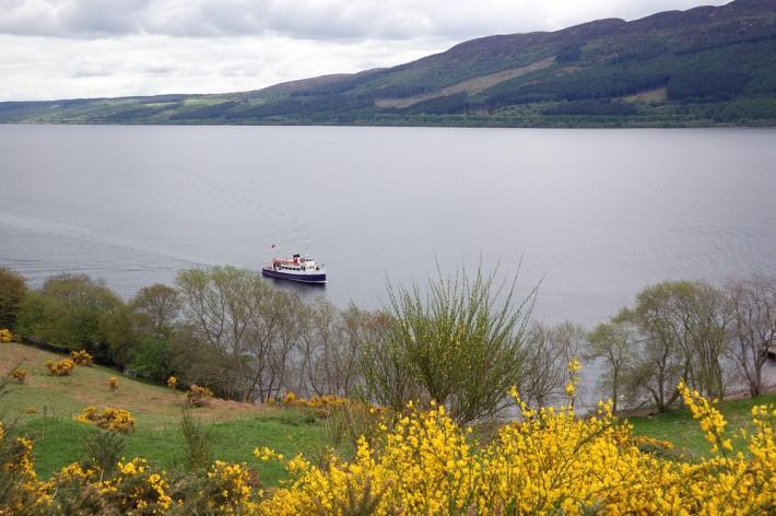 Great Glen Way Loch Ness