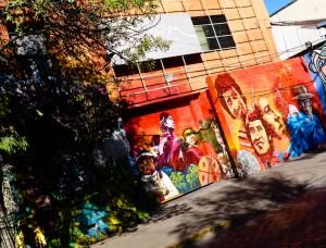 Fundacion Victor Jarra, Santiago de Chile