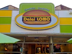 Dalai Lomo, Santiago de Chile