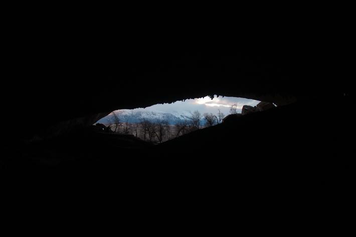 Mylodon's Cave