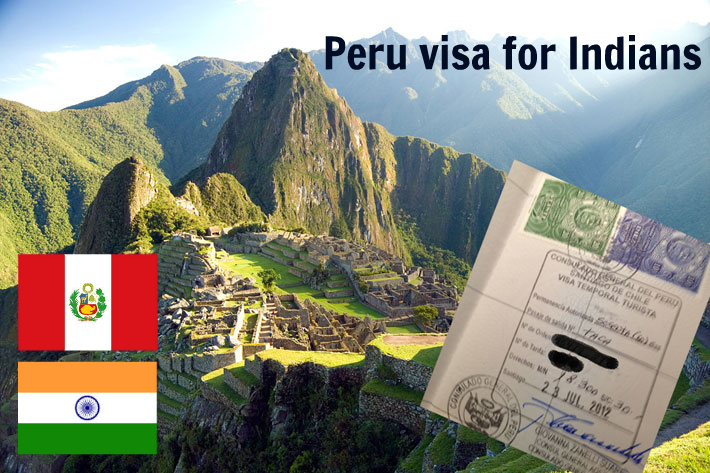 Peru visa for Indians