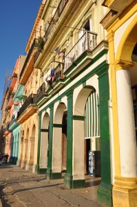 Colorful Havana Houses