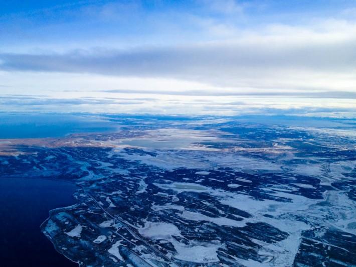 Travel to Punta Arenas during winter