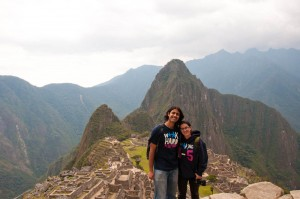 Proposal in Machu Picchu