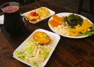 Traditional Peruvian Food