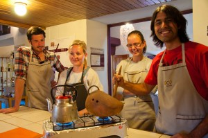 Chocolate making class - Choco Museum Cusco, Peru