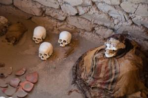 Chauchilla Cemetery Nazca