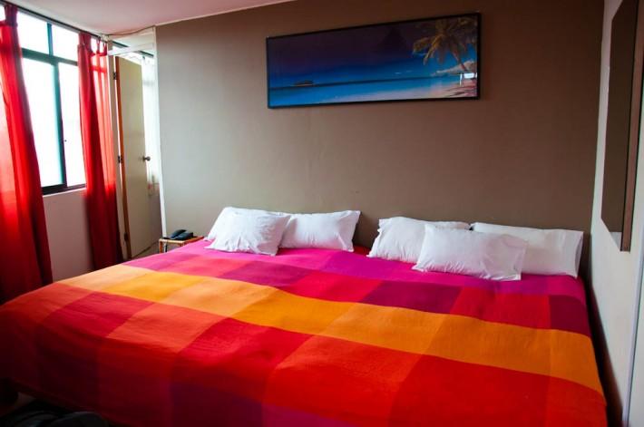 Ollanta Hotel in Ica, Peru