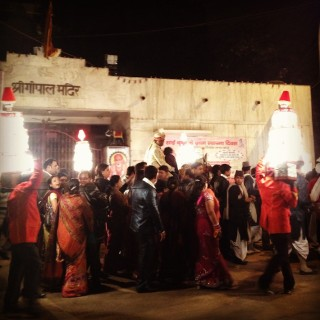 Wedding Bharat in Khan Market, Delhi