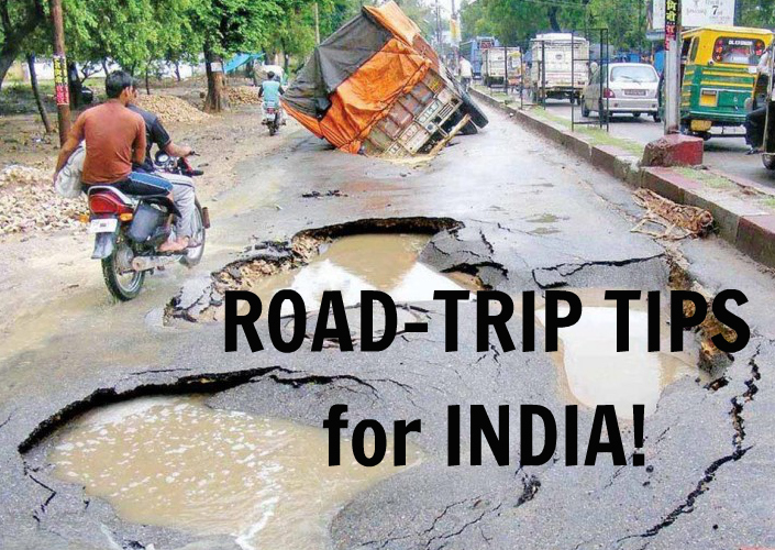 Road trip tips for India