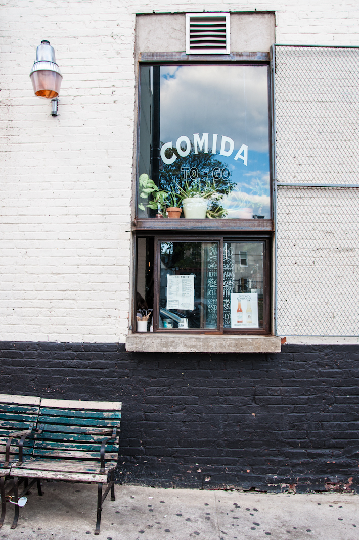 "Cuban eatery selling ""comida to-go"""