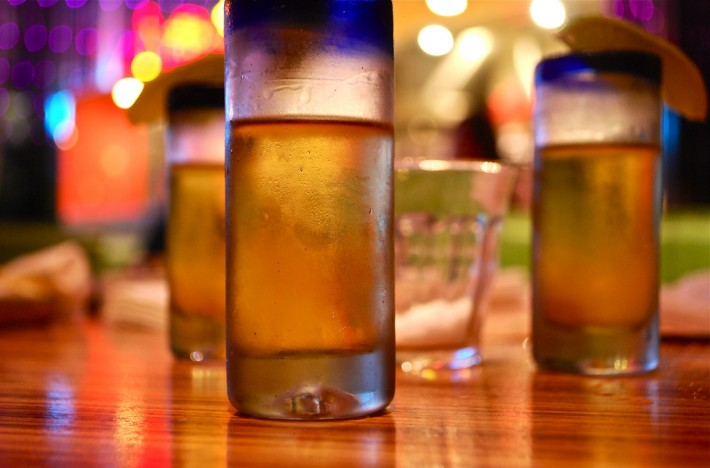 Tequila suicide in Korea