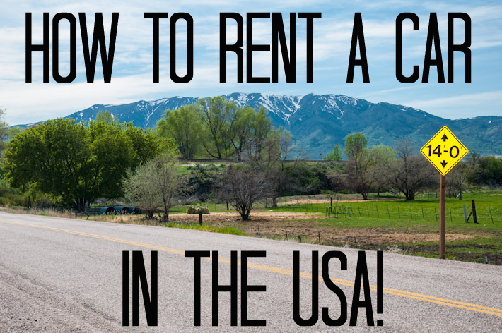 Car Rental Insurance Usa Explained