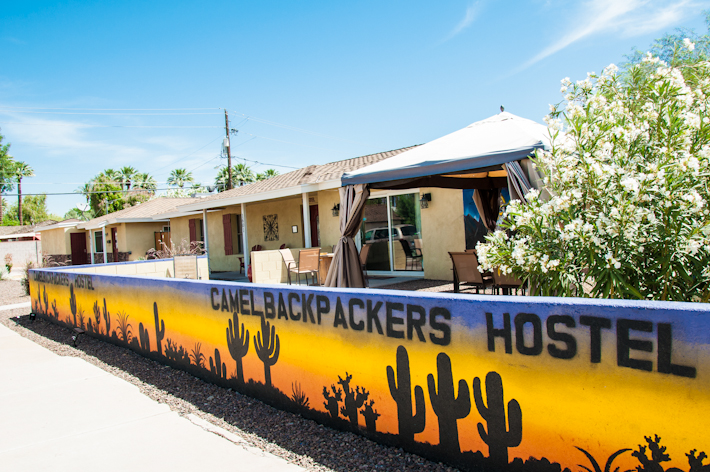 CamelBackpackers Hostel in Phoenix, Arizona