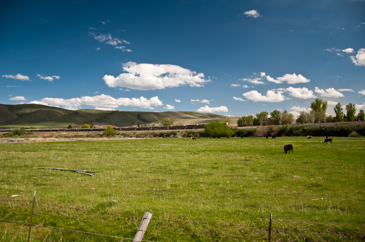 Idaho countryside