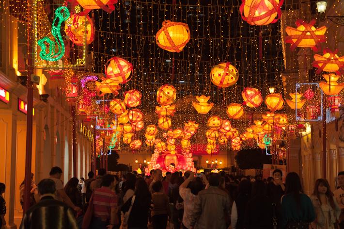 Chinese New Year in Macau | Backpack Me