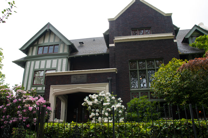 Shafer Baillie Mansion in Seattle