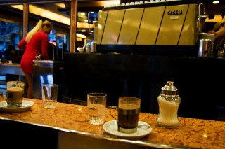 Cafe con Piernas, Coffee with Legs in Chile