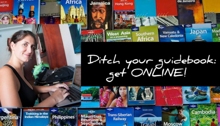 Ditch your travel guidebook now!