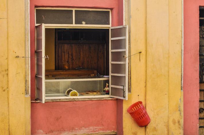 Bakery in Havana, Cuba