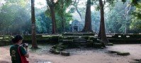 Ta Prohm with Zara Croft