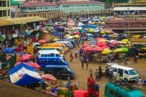 Travel to Ghana