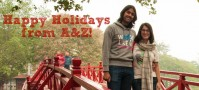 Happy Holidays from A&Z