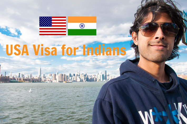 USA visa for Indians