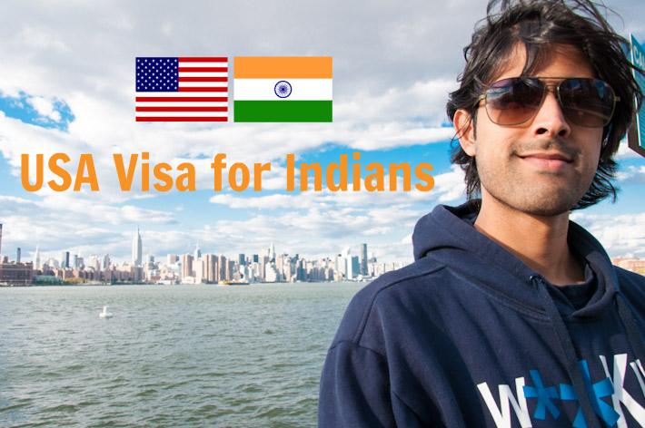 USA visa for Indians