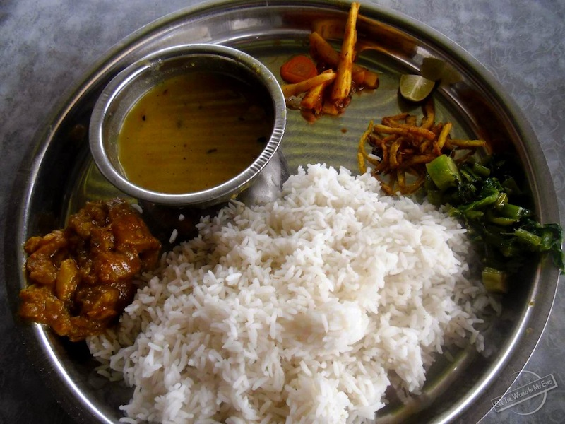 Daal Bhat from Nepal