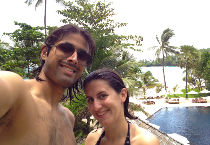 A&Z in Phuket, Thailand