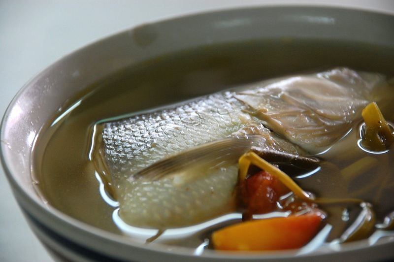 Sinigang na Bangus - Milkfish in Tamarind Broth from the Philippines